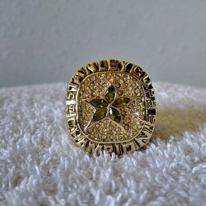 Dallas Stars 1999 Championship Ring